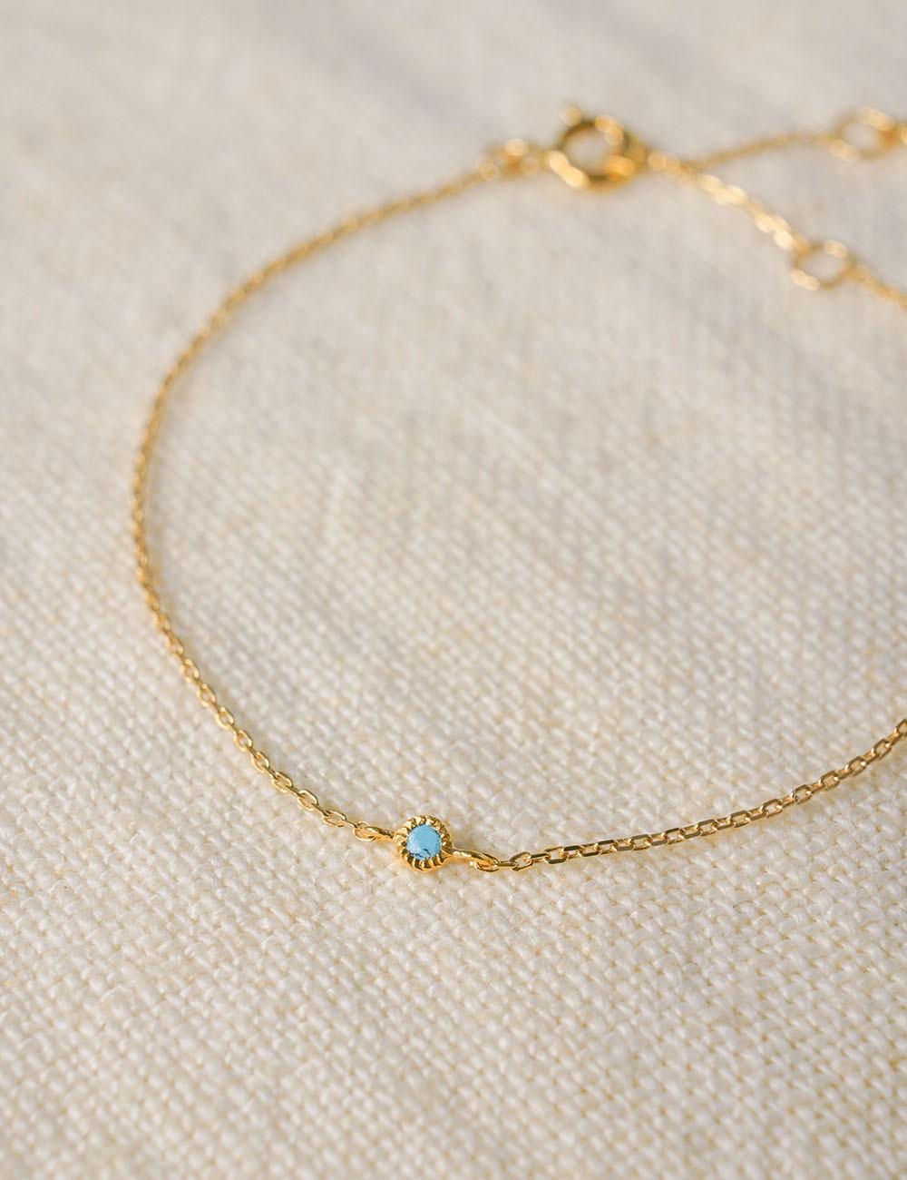 Bracelet Bach * Turquoise