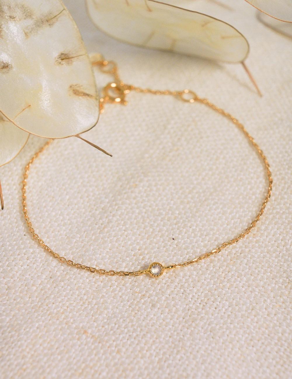 Bracelet Bach * Labradorite
