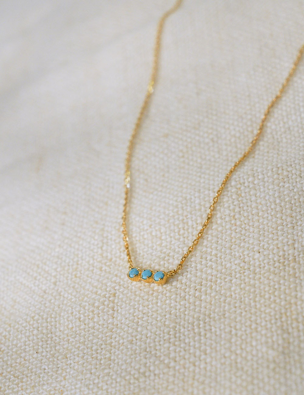 Collier Bérénice * Turquoise